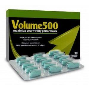 Öka spermamängden med Volume500